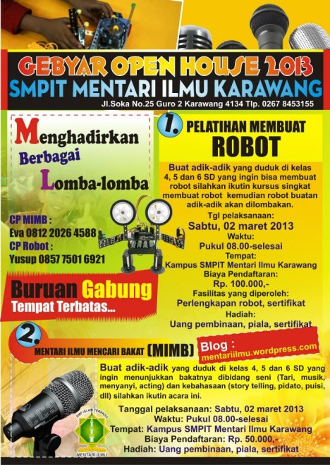 brosur lomba OH 2013