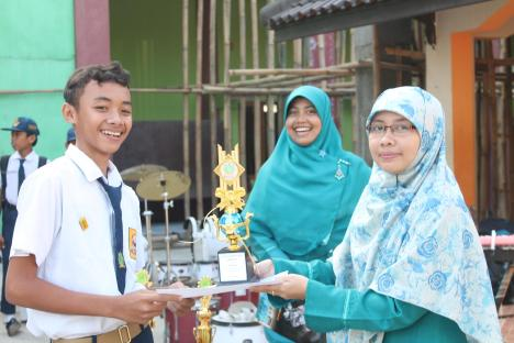Finalis mATH competition PASAID